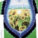 Sunflower Terrapin  Grateful Dead Tye Dye XXL Shirt