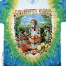 Let It Grow  Grateful Dead Tye Dye M - XL Shirt