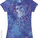 Baby Blue Girls  S - XL Shirt