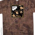 The Beatles - Rubber Soul Album - Tye Dye M - XL Shirt
