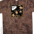 The Beatles -Rubber Soul Album - Tye Dye XXL Shirt