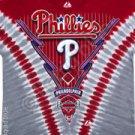 MLB Tye Dye Shirts - double sided - M - XL Shirt