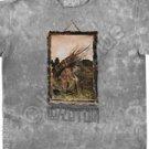 'NEW DESIGN' LED ZEPPELIN - MAN WITH STICKS Tye Dye M - XL Shirt
