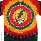 'NEW DESIGN'  Rasta SYF  Grateful Dead Tye Dye M - XL Shirt
