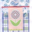Spring Flowers - Handmade Greeting Card
