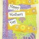 """Happy Mother's Day"" Abstract Greeting Card"