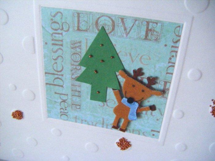 Whimsical Holiday Greeting Card