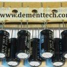 20x 1000uF 10v Nichicon HM 8mm 105C Ultra Low-ESR capacitors caps