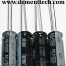 4x 1500uF 10v Nichicon HM 105C 8mm capacitors Ultra Low-ESR Impedance