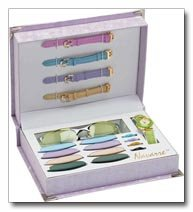 Ladies Watch and Sunglass Set