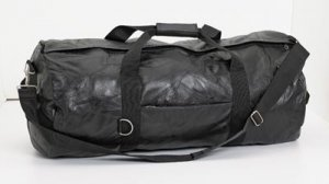 "30"" Genuine Leather Duffle Bag"