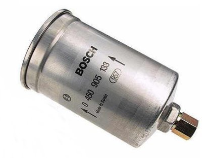 Bosch Fuel Filter - Audi 4000 5000 80 90 100 200 Coupe