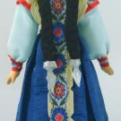 "Russian costume doll  ""11"""