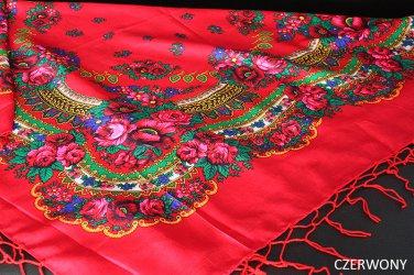 Russian shawl scarf big size 50 inch