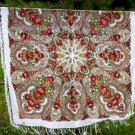 Russian shawl 47X47