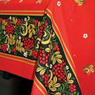 Russian tablecloth 100% cotton