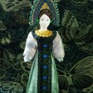 Russian costume doll 10'