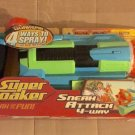 2007 Super Soaker Aquashock Sneak Attack [Unopened Brand New]