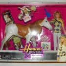 2009 NIB Disney Hannah Montana The Movie Hannah Doll & Horse