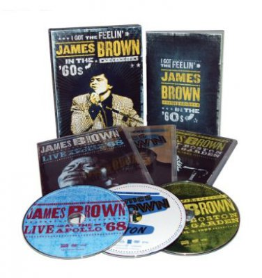 Factory Sealed - I Got the Feelin': James Brown in the 60's (2008)