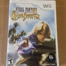 Brand New Final Fantasy Crystal Chronicles: The Crystal Bearers Wii