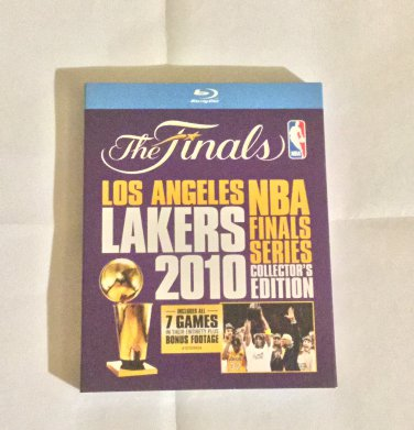 Los Angeles Lakers: 2010 NBA Finals Series (Collector's Edition) [Blu-ray] New