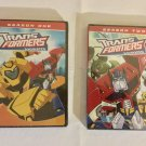 Brand New Transformers Animated: Season 1 and 2 DVD Set