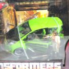 New 2009 Transformers Revenge of the Fallen Human Alliance Autobot Skids