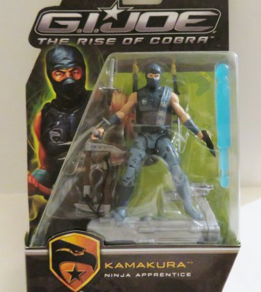 New GI Joe ROC 3 3/4 inch Kamakura Ninja Apprentice Figure