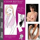 Braza Clear Reveal Adhesive Bra S1500, Clear, 1 Pair