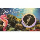 Sea Horse Love Wish Pearl Kit Cultured Pearl Necklace Set with Stainless Steel Chain 16""