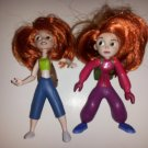 """Kim Possible Talking 7.5"""" Doll Action Figures"""