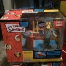 WOS Simpsons World of Springfield Antique Military Shop Figure Playset