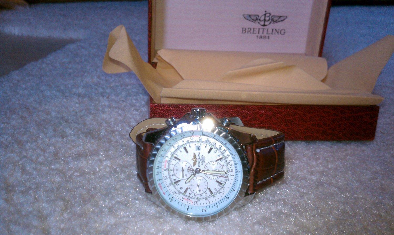 Brand New Breitling Bentley watch
