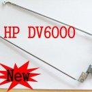 HP Pavilion DV6000, DV6100, DV6200, DV6300, DV6400, DV6500 LCD Hinges
