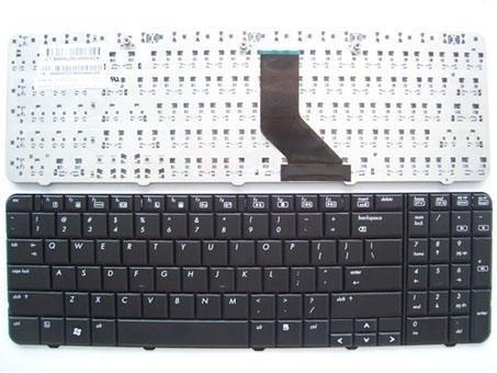 HP Compaq Presario CQ60, G60 Black keyboard