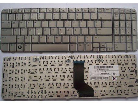 HP Compaq Presario CQ60, G60 Silver keyboard