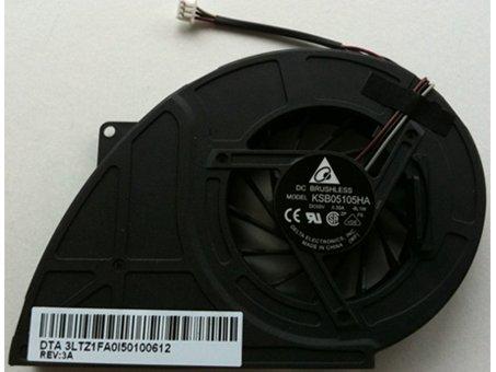 Toshiba Qosmio X500 X505 CPU Cooling Fan - KSB05105HA(-8L1W)