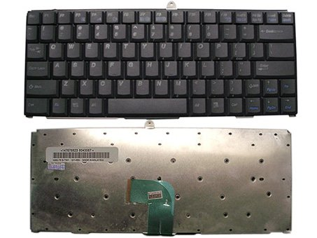 SONY VAIO PCG GR, GRS Series Laptop Keyboard -- For 14.1 inch Display