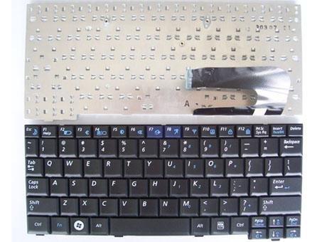 US Layout Samsung Mini Laptop NC10 NC 10, ND 10, N110 Series keyboard Black