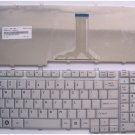 US Layout Toshiba Satellite P200 P300 P205 P305 X205 L500 L505 Series Silver keyboard