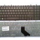 UK Layout HP Pavilion DV7 keyboard Bronze