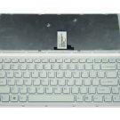 Sony VAIO VPC-EG VPC-EG11 VPC-EG21 Series Laptop Keyboard - White