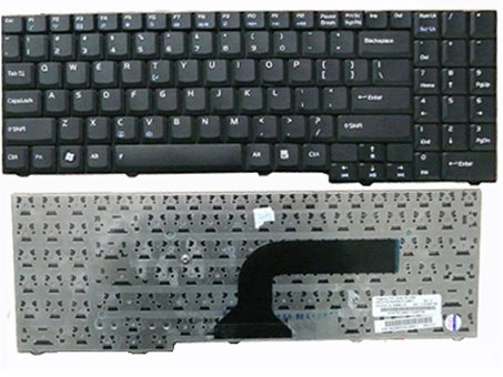 US Layout ASUS G50 G50VT G70 G71 M50 X55 X57 X71 Series Laptop Keyboard