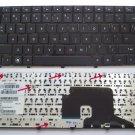 HP 593296-001 594597-001 9Z.N4CUQ.001 Black keyboard