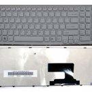 Sony  VPC-EH14FM/B Keyboard - NEW Sony VAIO VPC-EH14FM/B Keyboard  ( us layout,White)
