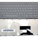 Sony  VPC-EH2EFX Keyboard - NEW Sony  VAIO VPC-EH2EFX  Keyboard  ( us layout,White)