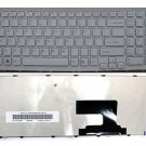 Sony  VPC-EH1GGX Keyboard - NEW Sony  VAIO VPC-EH1GGX Keyboard  ( us layout,White)