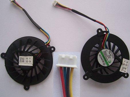 F3J Fan -- ASUS F3J Series CPU Cooling Fan (GC055515VH-A 4-Pins)