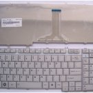 Toshiba  P200  P300 keyboard - Toshiba Satellite P200 P300 Series Silver keyboard